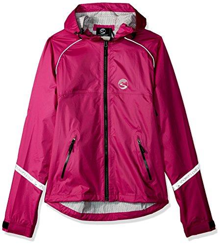 Showers Pass Women's Crossover Jacket, Fuschia, ()