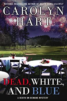 Dead, White, and Blue 0425260771 Book Cover