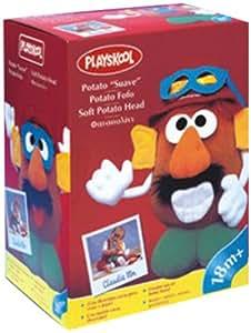Hasbro Playskool - Potato Suave Crea Tus Caras 27-2256