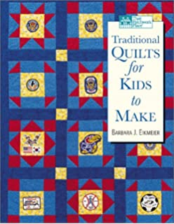 Kids Start Quilting with Alex Anderson: 7 Fun & Easy Projects ... : quilting with kids - Adamdwight.com