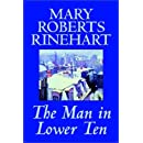 The Man in Lower Ten by Rinehart Mary Roberts Illustrated by