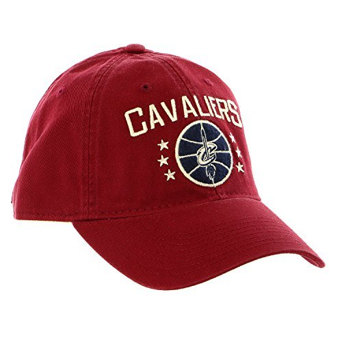 - Adidas NBA Team Nation Slouch Adjustable Cap - Cavaliers - Mens - O/S