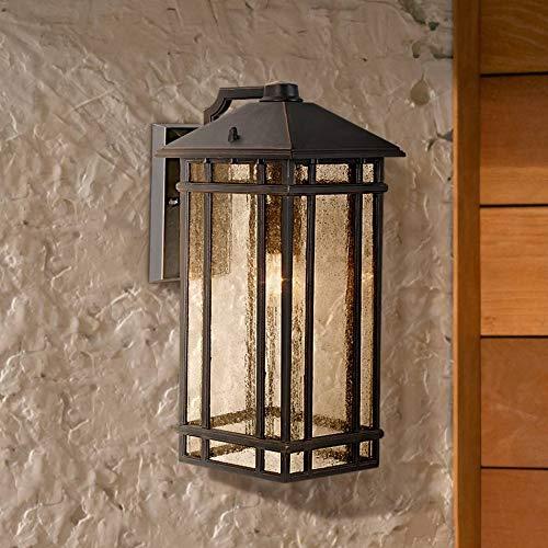 Craftsman Outdoor Wall Light
