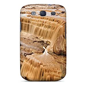 Snap-on Canyon Rock River Case Cover Skin Compatible With Galaxy S3
