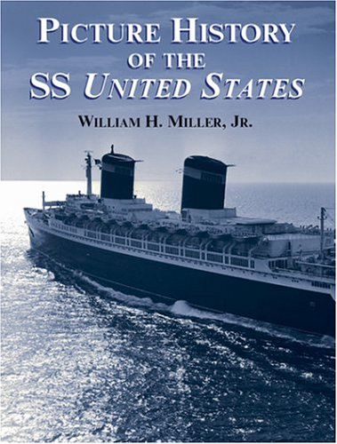 Pdf Transportation Picture History of the SS United States (Dover Maritime)