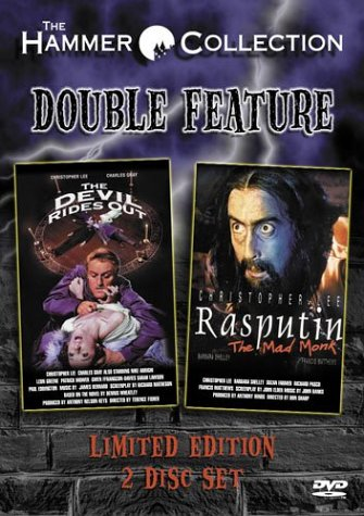 The Devil Rides Out/Rasputin the Mad Monk by Anchor Bay