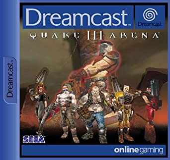 Quake III Arena: Dreamcast: Amazon co uk: PC & Video Games