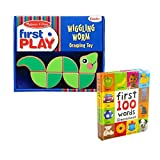 Baby and Toddler Learn and Play Bundle - \First 100 Words\