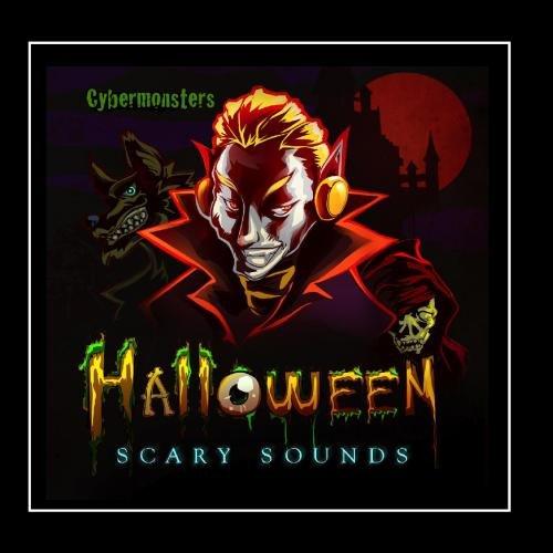 Halloween Scary Sounds (Scary Sounds Halloween Cd)