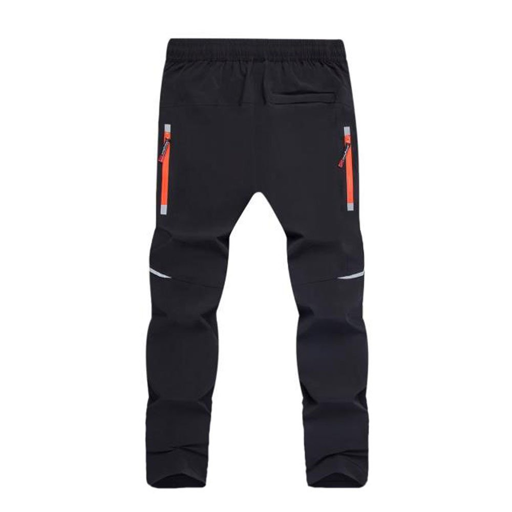 Ynport CrefreakMens Cycling Pants Breathable Quick-dry Hiking Athletic Trousers for Multi Sports
