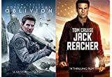 Tom Cruise Action Sci-Fi Collection - Oblivion Tom Cruise & Jack Reacher Double Feature 2-Movie Set