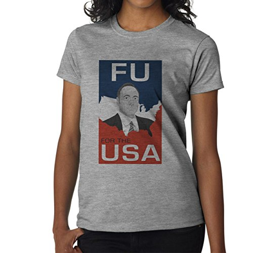 Frank Underwood For The Usa 2016 Damen T-Shirt