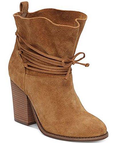 Honey Ankle Women's Simpson Satu Split Fashion 9 Jessica Brown Suede Bootie Size 6xOqYIww