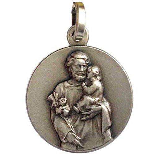 I G J Saint Joseph Medal - The Patron Saints Medals