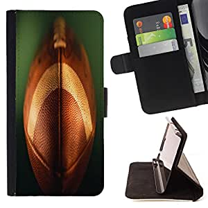 Jordan Colourful Shop -American Football -- Leather Case Absorci¨®n cubierta de la caja de alto impacto FOR Sony Xperia Z1 C6902 C6903 C6906 ---
