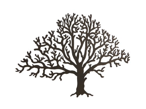Decorative Metal Tree Wall Hanging