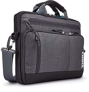 "Thule Stravan TSDA-113 Nylon Deluxe Attache 13"" MacBook Laptop Notebook Bag - Gray"