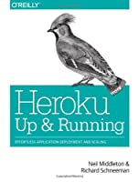 Heroku: Up and Running Front Cover