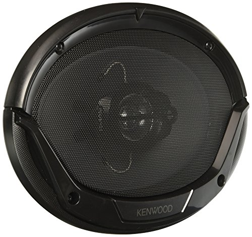 Kenwood KFC-6965S 6 x 9 Inches 3-Way 400W Speakers 2 Pack (Large Image)