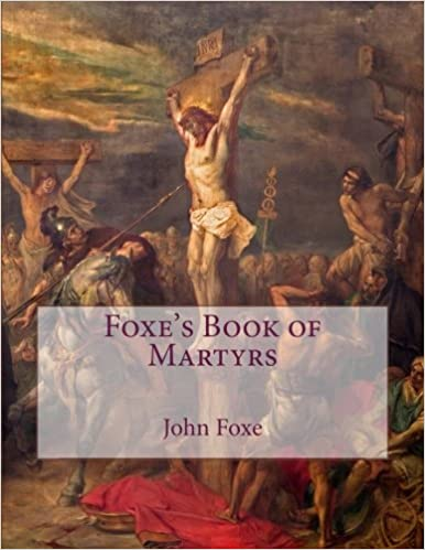 Book Foxe's Book of Martyrs