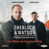 Das Rätsel von Musgrave Abbey (Sherlock & Watson - Neues aus der Baker Street 1)   Viviane Koppelmann