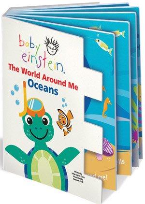 Amazoncom Baby Einstein The World Around Me Oceans Toys Games - Oceans around the world