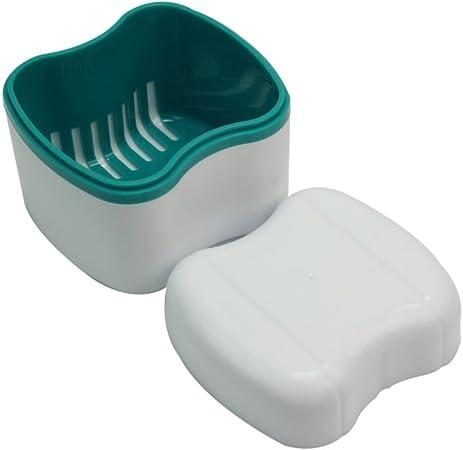 Caja Estuche Para Ortodoncia Dental Dentadura Postiza Limpieza Almacenamiento: Amazon.es: Salud y cuidado personal