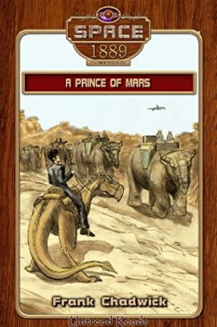 book cover of A Prince of Mars