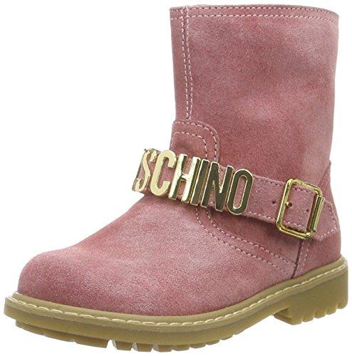 Moschino 25897 - Botas de senderismo Bebé-Niños Pink (rosa_9116)