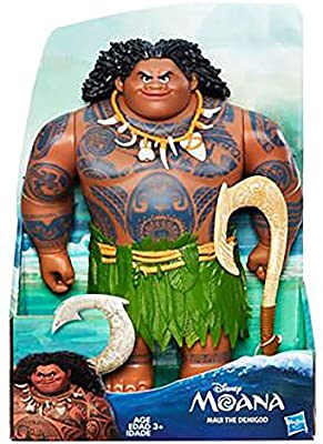Disney Moana Maui the Demigod Hasbro B8300AS0