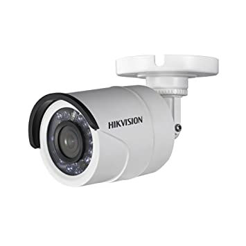 Hikvision Digital Technology DS-2CE16D0T-IR CCTV Security Camera Bala Blanco 1920 x 1080Pixeles
