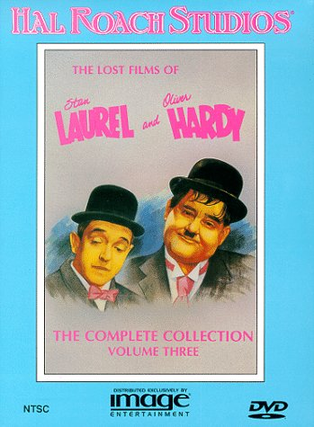 The Lost Films of Laurel & Hardy: The Complete Collection, Vol. 3 by Image Entertainment