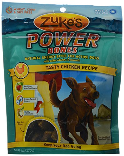 Zukes Dog Power Bones Chicken product image
