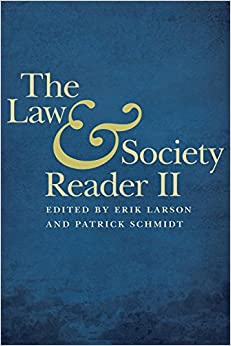 image for The Law and Society Reader II