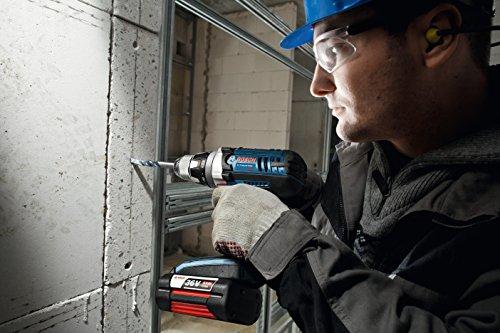 Bosch DDH361-01 36V Drill/Driver Kit W/ (2) Fat Pack (4.0Ah) Battery