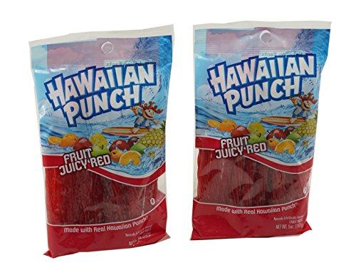 Hawaiian Punch Fruit Juicy Red Made with Real Hawaiian Punch - 2 Pack ()