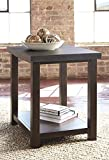 Ashley Furniture Signature Design - Starmore Chair Side Table - Rustic Contemporary End Table - Brown