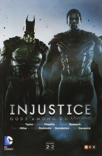 Descargar Libro Injustice Año Uno Vol. Ii De Ii Tom Taylor