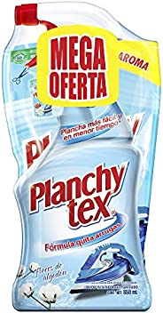 Planchytex Planchytex Facilitador De Planchado Quita Arrugas, Atomizador+doypack, 1.15l, color, 2 count, pack of/paquete de