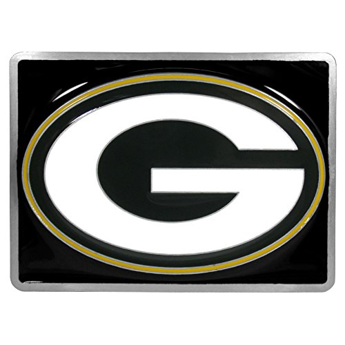 Siskiyou Green Bay Packers NFL Hitch Cover by Siskiyou