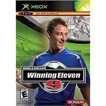 Winning Eleven 9 Original Xbox Classico Americano Completo