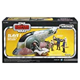 Star Wars The Empire Strikes Back Slave I Boba Fetts Spaceship Vehicle [Amazon Exclusive]