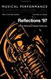 img - for Reflections '97: A special issue of the journal Musical Performance book / textbook / text book