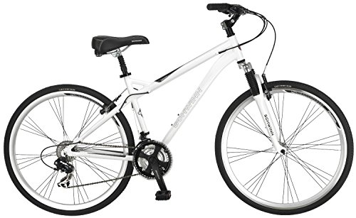 Premium Bikes for Men Bicycle Performance Schwinn Adult Hybrid for Recreational Purpose