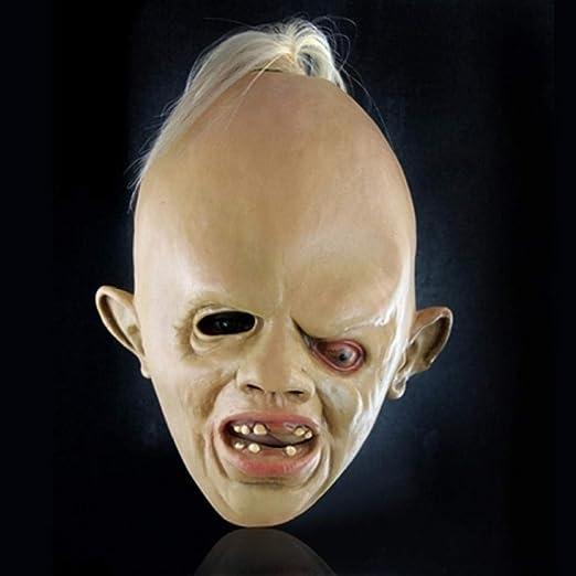 Máscara De Halloween De Látex Espeluznante, Máscara De ...