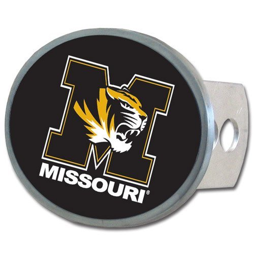 NCAA Missouri Tigers Oval Hitch Cover