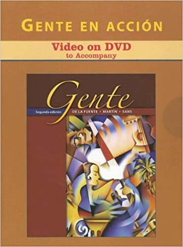 Amazon.com: Gente en acción Video DVD (9780131944183): Oy L ...