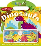 Busy Kids Dinosaurs Magnetic Playbook, Phil Alderson, 1846105528