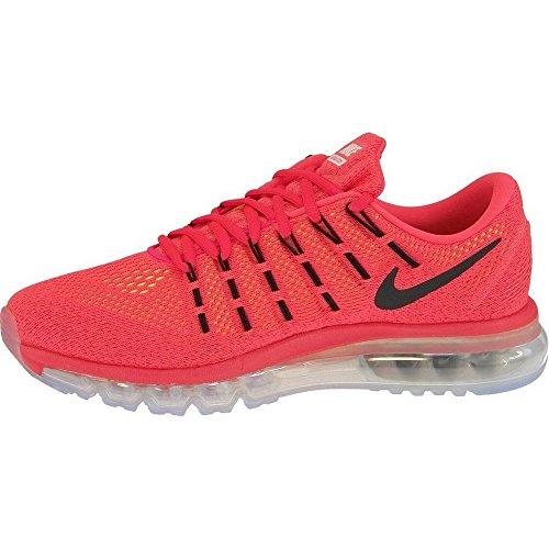 Air Top Blck Herren orange 2016 Crimson rot Nike Unvrsty Max Low Bright Rd schwarz C5XdwdPq