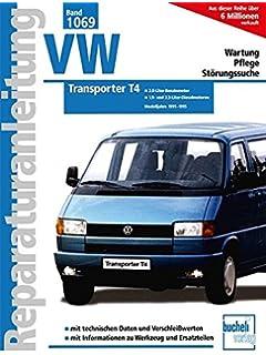 Vw Transporter T4 Caravelle Benzindiesel Ab Baujahr 1996 Jetzt